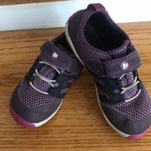 Merrell sneakers with Vibram soles